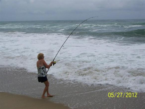 Big bluefish page 3 for Hatteras fishing reports