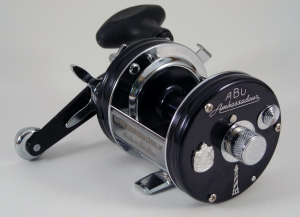 abu garcia rocket 6500LE lighthouse custom