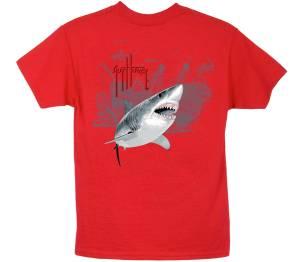 guy harvey kids shark t shirt
