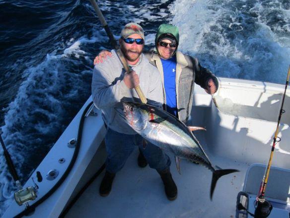 godspeed yellowfin tuna 11 25 12