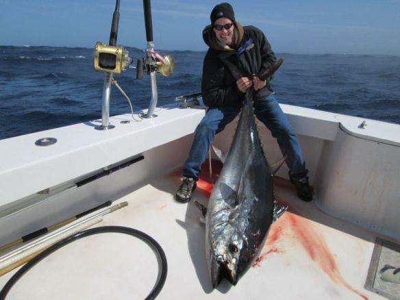 godspeed bluefin tuna hatteras nc