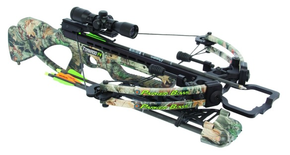 Parker Tornado F4 Crossbow package