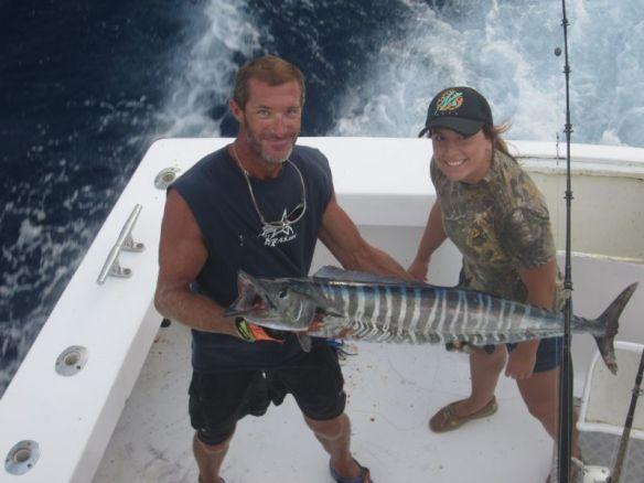 godspeed wahoo fishing