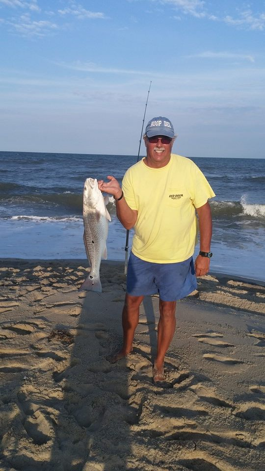 hatteras island fishing report