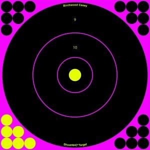 birchwood casey pink target