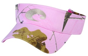 costa del mar pink visor