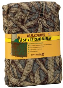 hunter specialties burlap