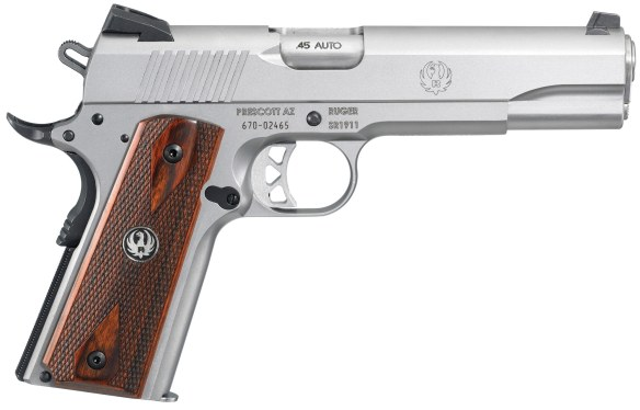 ruger ss 1911