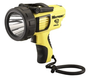 streamlight waypoint spot light