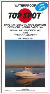 Top Spot Fishing Map