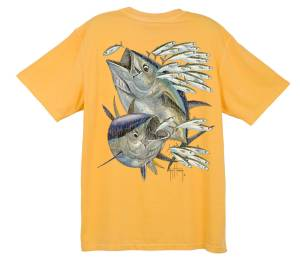 Aftco Guy Harvey Vintage Bluefin Tuna Tshirt