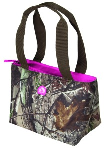 Igloo Mini Tote camo hot pink