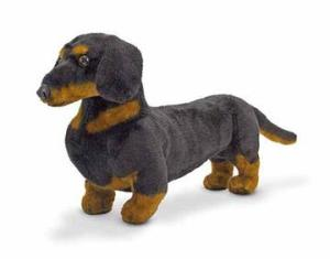 Melissa and doug dachshund