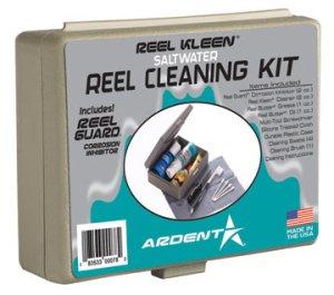 ardent reel clean kit
