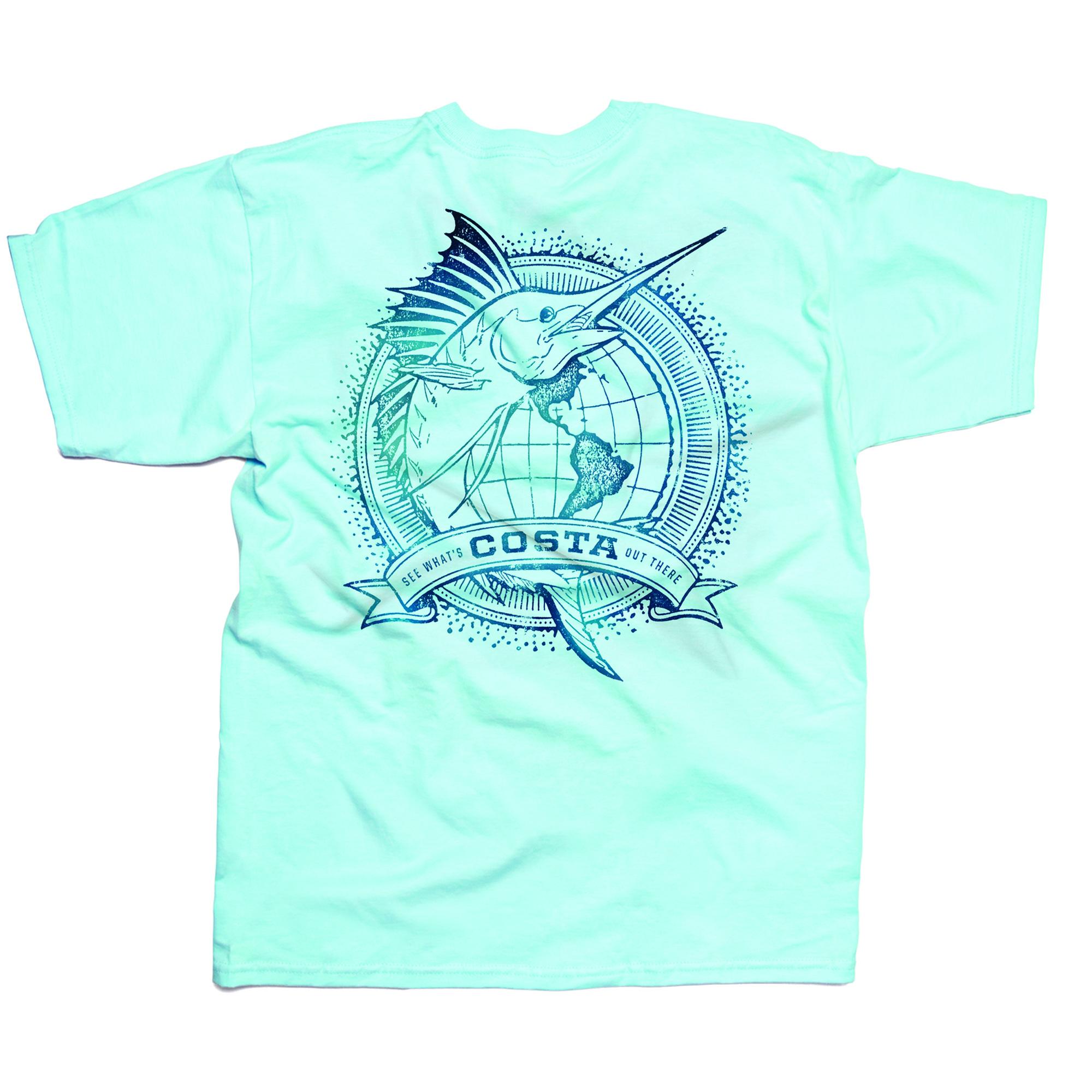 Hatteras island fishing reports for Costa fishing shirt