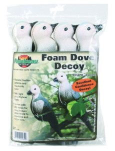 flambeau dove decoys