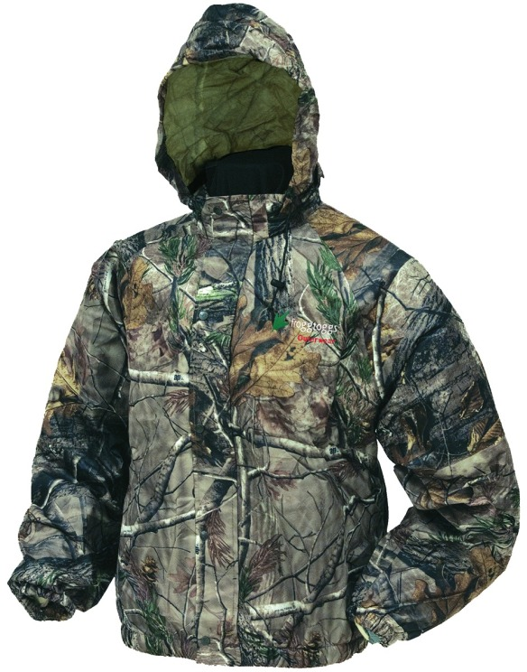 Frogg Toggs Pro Action Realtree Jacket