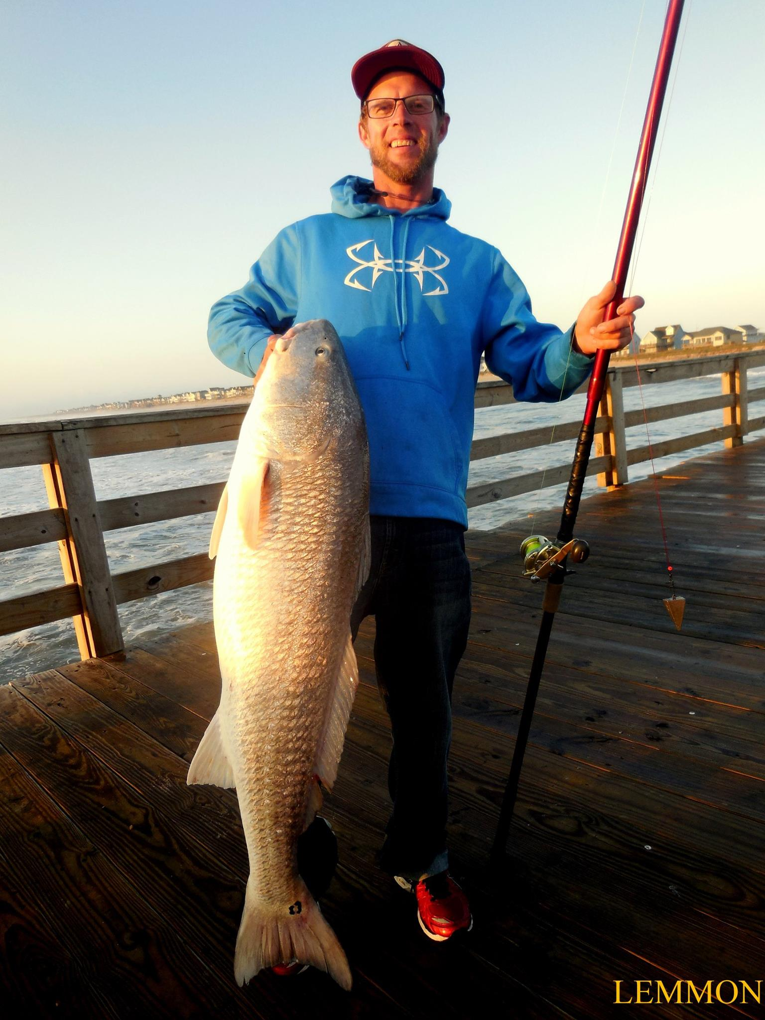 Citation red drum for Red drum fishing