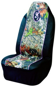 browning pink seat covers