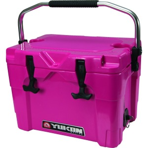 igloo yukon pink cooler