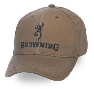 browning lit wax cap
