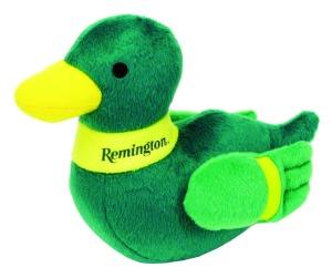 coastal plush duck dog toy