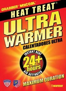 Grabber ultra warmer