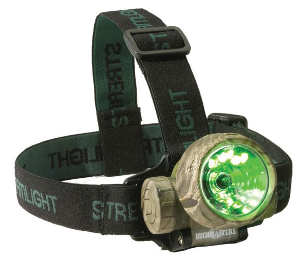 streamlight head lamp buckmasters