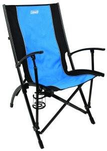 coleman high sling chair