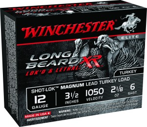 winchester long beard 12 ga turkey