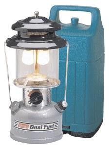 coleman duel fuel lantern