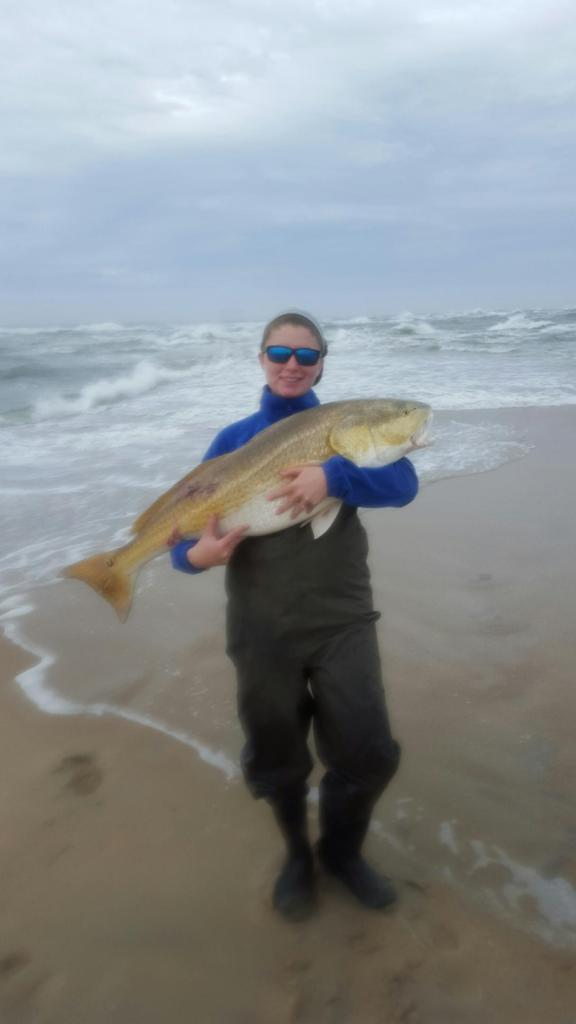 big red drum cape point buxton