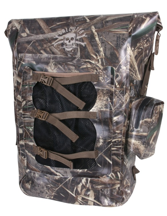 calcutta camo backback drybag