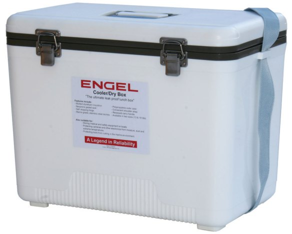 Engel untimate air-tight ice box