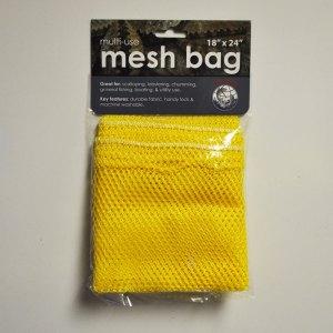 joy fish chum bag