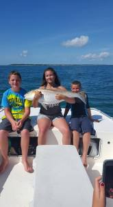 Tightline Charter red drum