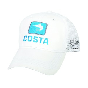 costa marlin trucker hat
