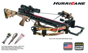 Parker x102 PP Hurricane Crossbow