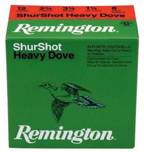 remington heavy dove load