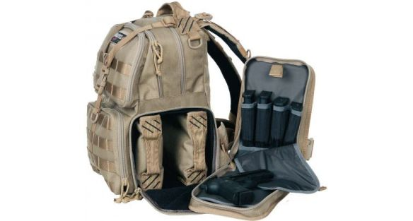 gps range backpack
