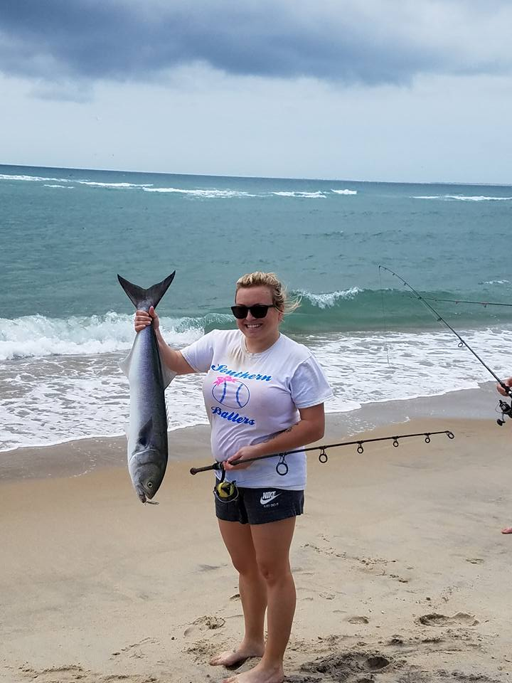 Hatteras island fishing reports for Fishing forecast for today