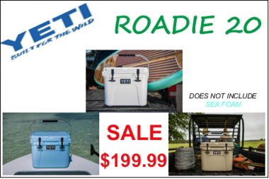 yeti roadie sale