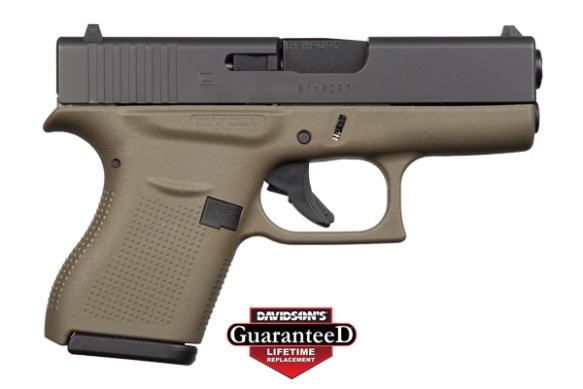 glock 43 od