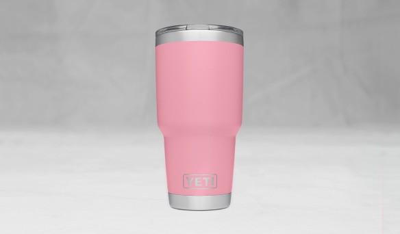 yeti rambler pink 30