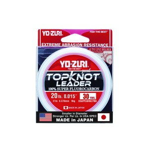 yozuri top knot fluro