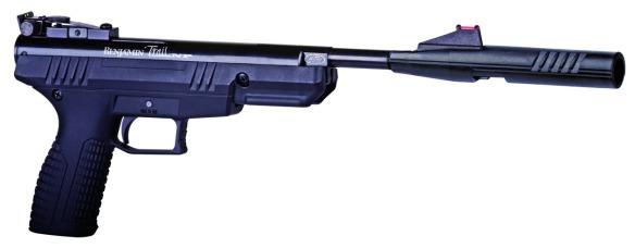 benjamin Ttail pellet pistol