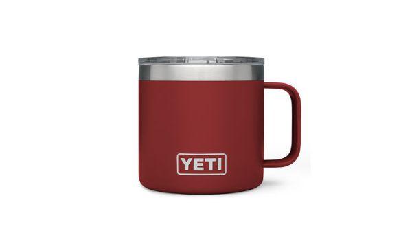 yeti mug brick red