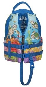 full throttle childs life vest