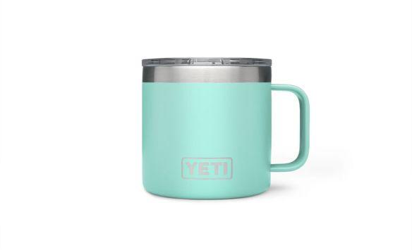 yeti mug sea foam